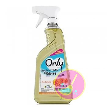 Neutraliza Odores Only Relax 500ml Ambientes  - Start