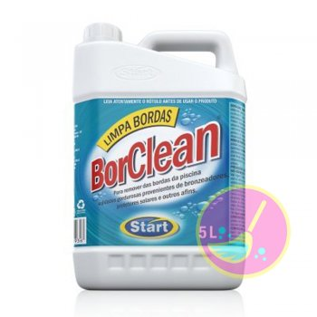Limpa Bordas BorClean 5L - Start