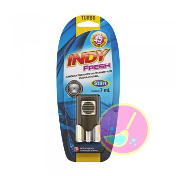Indy Fresh  Aromatizante Automotivo Turbo - Start