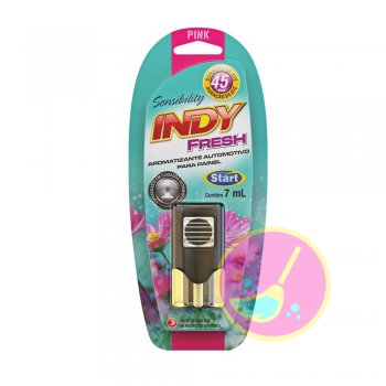 Indy Fresh Aromatizante Automotivo Pink - Start
