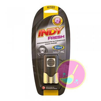 Indy Fresh Aromatizante Automotivo Nitro - Start
