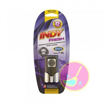 Indy Fresh Aromatizante Automotivo Velox - Start