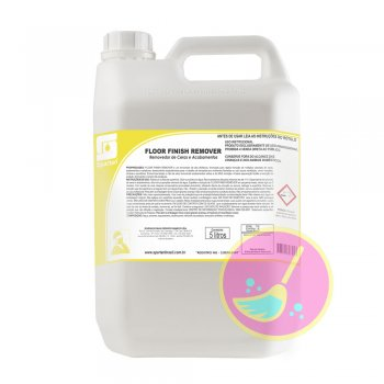 Floor Finish Remover 5L - Spartan